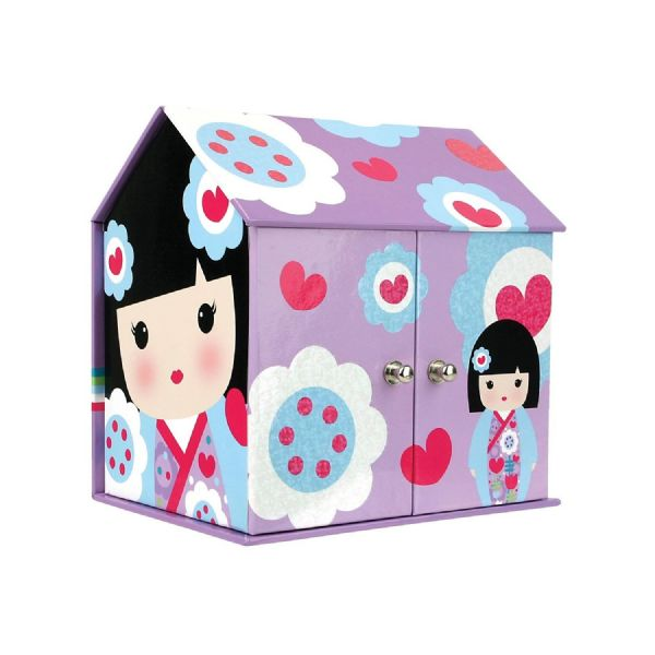 Charlie Trinket Box. Kimmidoll Junior. KJS0656